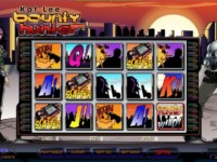 Kat Lee: Bounty Hunter Spielautomat
