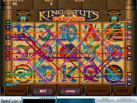 King Tut's Fortune Spielautomat