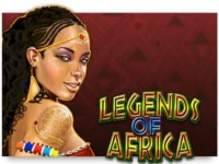 Legends of Africa Spielautomat