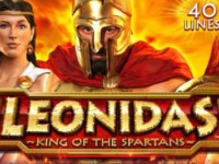 Leonidas King of Spartans Spielautomat