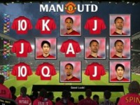 Manchester united Spielautomat