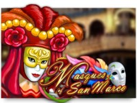 Masques of San Marco Spielautomat