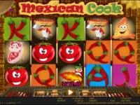 Mexican Cook Spielautomat
