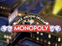 Monopoly Once Around Deluxe Spielautomat