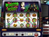 Monster House Spielautomat