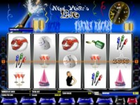 New Year's Eve Spielautomat