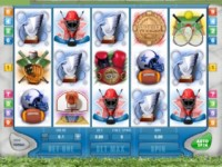 Olympic Slots Spielautomat