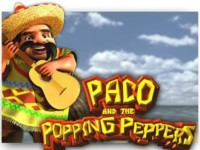 Paco and the Popping Peppers Spielautomat