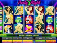 Party Night Slots Spielautomat