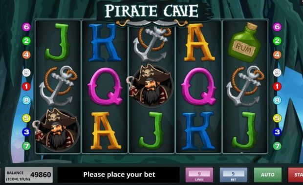 Pirate Cave Casinospiel freispiel