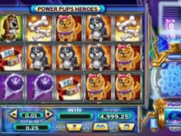 Power Pup Heroes Spielautomat