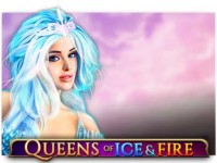 Queens of Ice and Fire Spielautomat