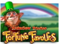 Rainbow Riches Fortune Favours Spielautomat