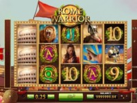 Rome Warrior Spielautomat