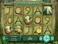 Secret Jungle Spielautomat