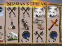Shaman's Dream Spielautomat