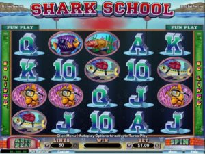 Shark School Casinospiel freispiel