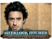 Sherlock Holmes: The Hunt for Blackwood Spielautomat