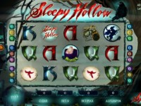 Sleepy Hollow Spielautomat