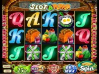 Slot & Pepper Spielautomat