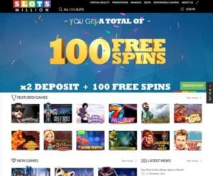 Slots Million Casino Bewertung