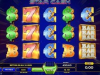 Star Cash Spielautomat