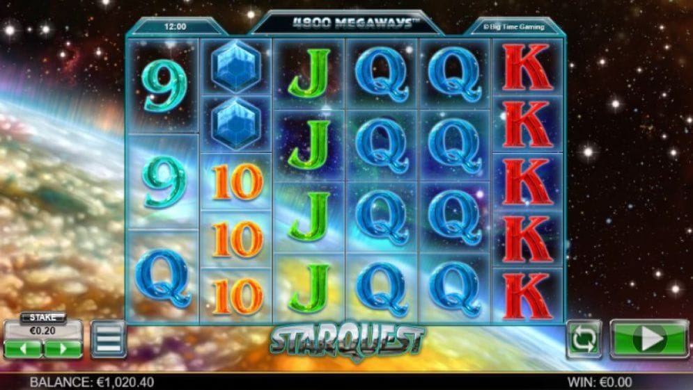 Star Quest Videoslot