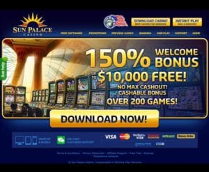 Sun Palace Casino im Test