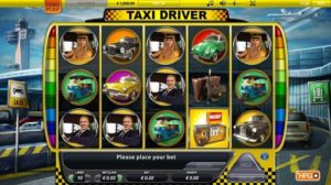Taxi Driver Video Slot freispiel
