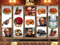 The Godfather Spielautomat