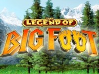 The Legend of Big Foot Spielautomat