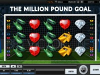 The Million Pound Goal Spielautomat