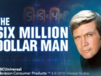 The Six Million Dollar Man Spielautomat