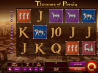 Thrones of Persia Spielautomat