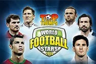 Top Trumps World Football Stars 2014 Spielautomat