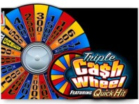 Triple Cash Wheel Spielautomat