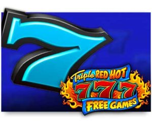 Triple Red Hot 7s Free Game Videoslot kostenlos