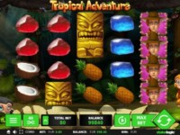 Tropical Adventure Spielautomat