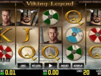 Viking Legend Spielautomat