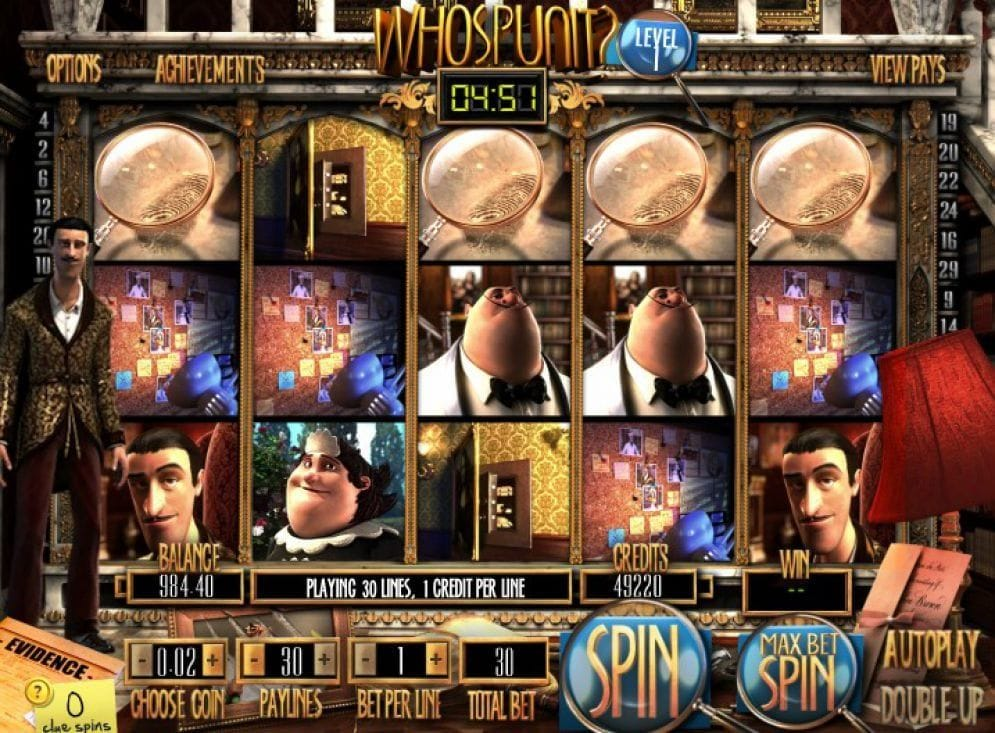 Who Spun It Casinospiel
