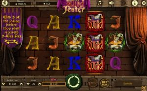 Wild Jester Video Slot freispiel