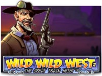 Wild Wild West: The Great Train Heist Spielautomat