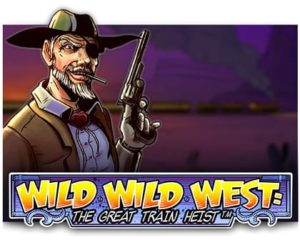 Wild Wild West: The Great Train Heist Automatenspiel kostenlos