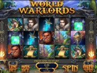 World of Warlords Spielautomat